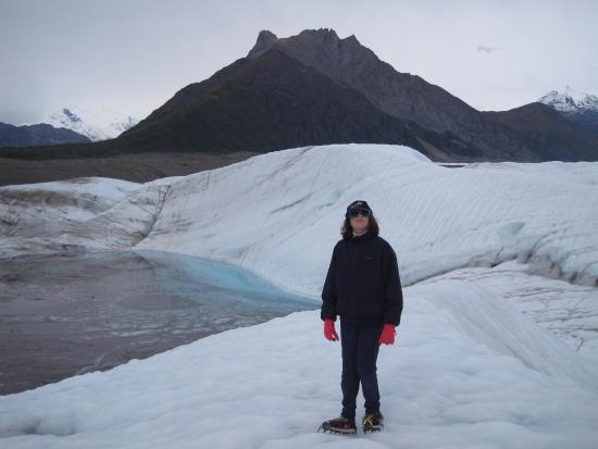 Kennicott, Αλάσκα: Root Glacier