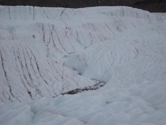 Kennicott, Αλάσκα: Root Glacier View