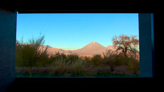 explora Atacama: The view from one o the windows in a Catur suite.