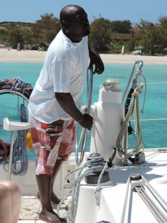 Bon Voyage Mauritius: Super Capitaine Jérôme