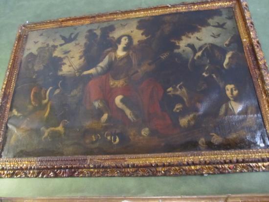 Province of Palermo, Ιταλία: Orfeo