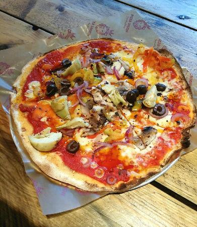 39 giardino 39 pizza picture of pizza union london for Giardino 111 pizzeria