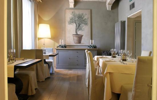 Hotel Villa Sassolini: ristorante
