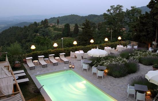 Hotel Villa Sassolini: piscina