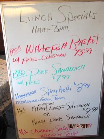 De Tour Village, Μίσιγκαν: Specials