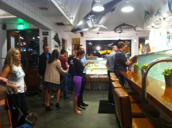 Picture of bear flag fish co crystal cove newport beach for Fish co