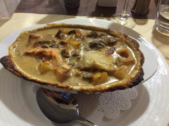 Picauville, Francia: seafood cassoulet