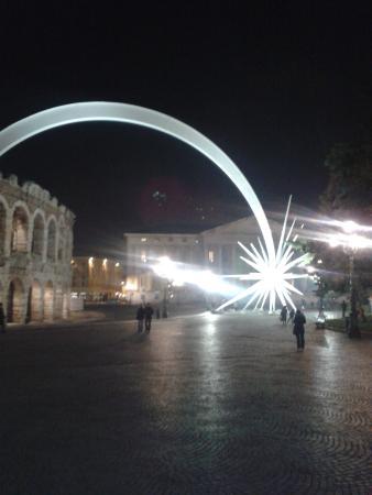Stella Di Natale A Verona.Stella Di Natale Bilde Av Arena Di Verona I Verona Tripadvisor