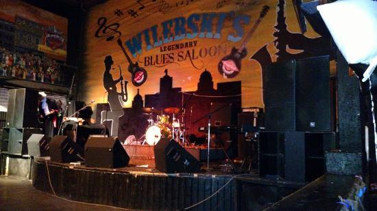 Photo of Nightclub Wilebski's Blues Saloon at 1638 Rice St, Saint Paul, MN 55117, United States