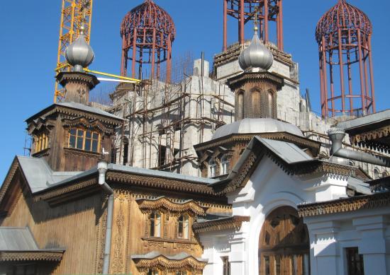 Intercession Saints Temple
