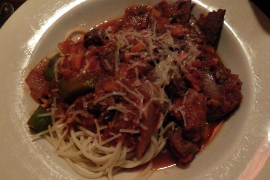 Johnny Carino's: Spaghetti