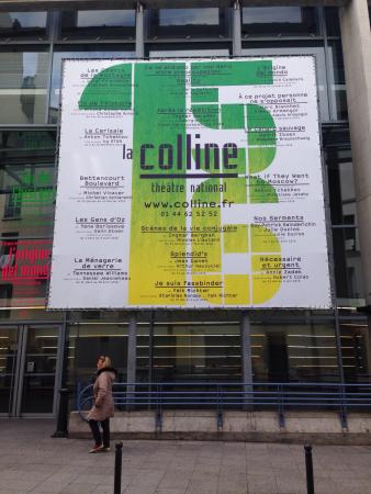 Theatre National de la Colline