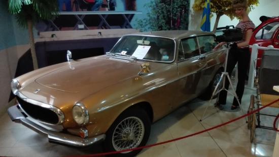 volvo classic car museum