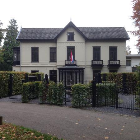 Hotel Villa Trompenberg: De prachtige villa