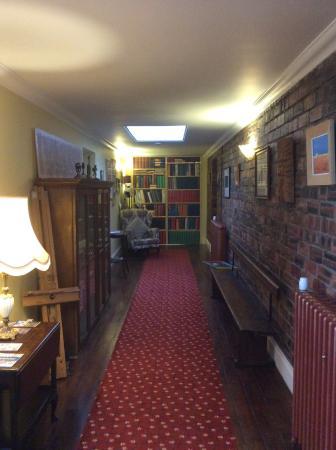 The Old School: Corridor