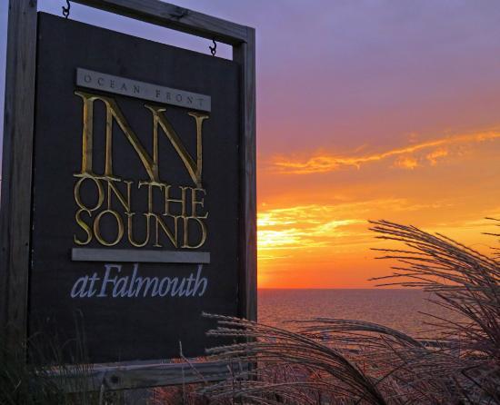 Sunrise at Inn on the Sound