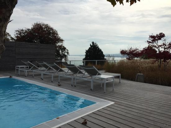 pool auf dachterrasse picture of riva das hotel am bodensee konstanz tripadvisor. Black Bedroom Furniture Sets. Home Design Ideas