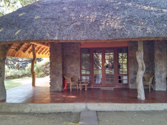Blyde River Canyon Lodge: Camera dal giardini