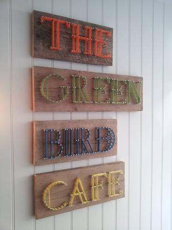 The Green Bird Cafe