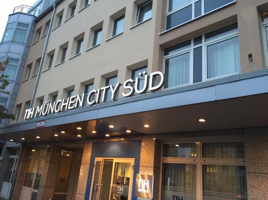 Hotel Erb Munchen Ost