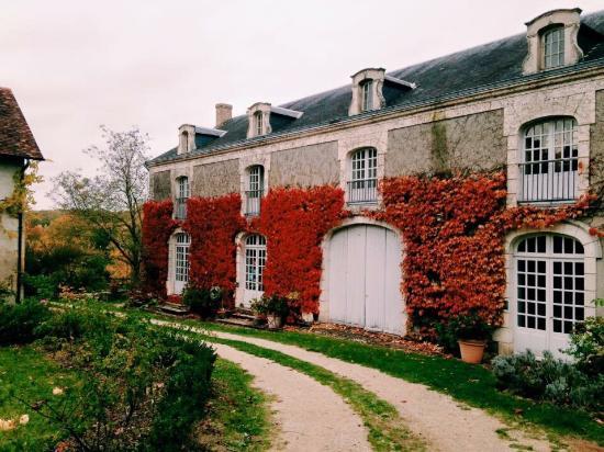 Ingrandes, France : Saint Victor La Grand Maison