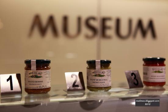 Museo dell'Olio d'Oliva: Дегустация