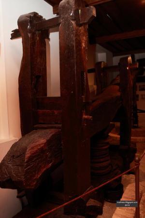 Museo dell'Olio d'Oliva: Музей