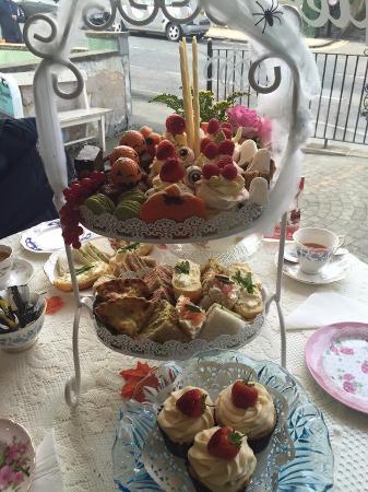 Best afternoon tea in Harrogate