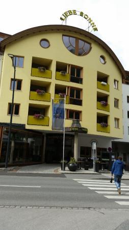 Hotel Liebe Sonne: esterno