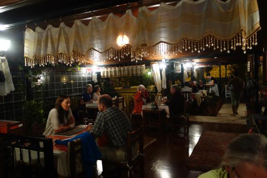 Akay Pension: Dining area