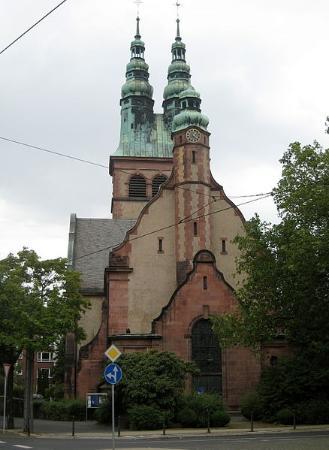 Evangelische Friedenskirche