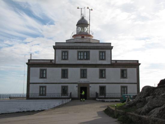 Faro de Fisterra: Lighthouse