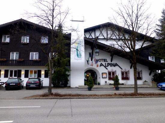 Отель - Picture of H+ Hotel Alpina Garmisch-Partenkirchen ...