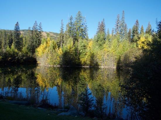 Kimberley, Καναδάς: View from club resturant
