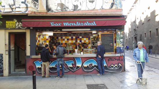 Bar Mendizabal
