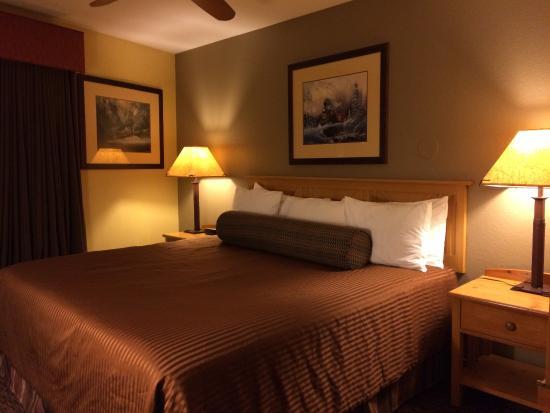 Wyndham Durango: Bedroom