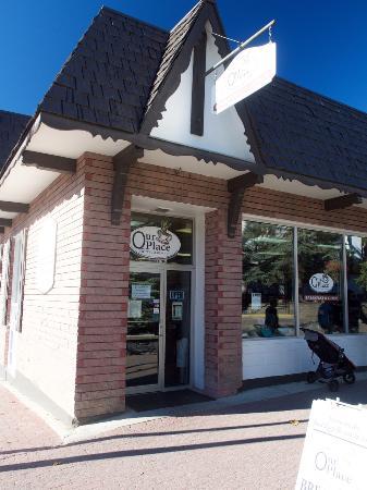 Kimberley, Καναδάς: restaurant from Platzl