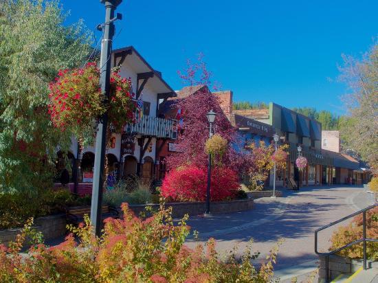Kimberley, Καναδάς: Pedestrianized Platzl