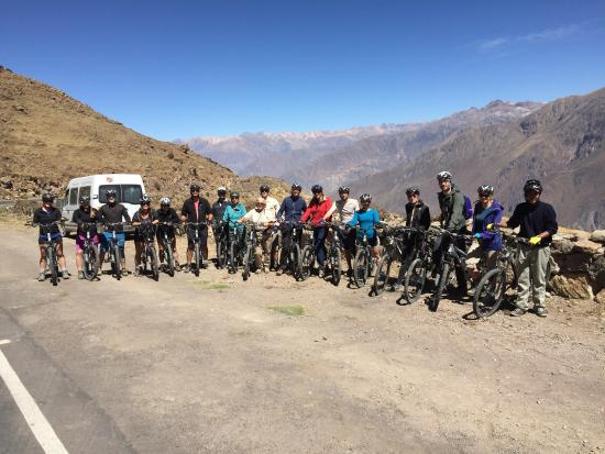 Colca Trek Day Tours