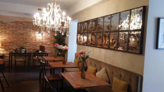 Corinto gastrolounge fotograf a de corinto gastrolounge - Restaurante corinto valladolid ...
