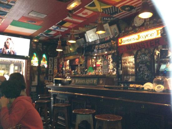 bar irlandais lyon