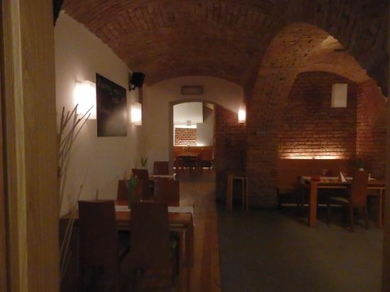 Tulip Restaurant: Innenansicht Nebenraum