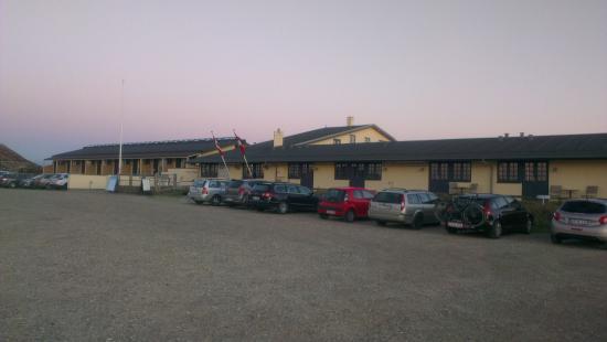 Henne Mølle Å Badehotel: Henne Strandhotel
