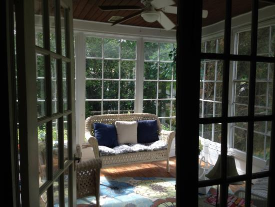Goshen, VA: Magnificent Sunroom