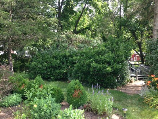 Goshen, Вирджиния: Garden