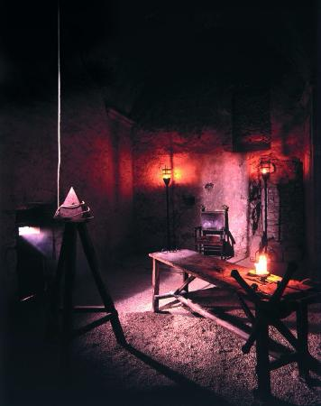 Narni Sotterranea: Camera delle torture