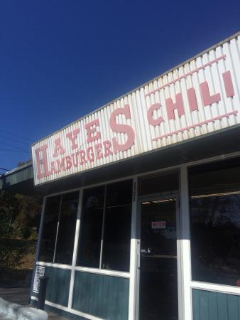 Hayes Hamburger & Chili