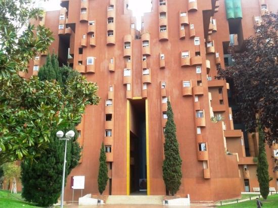 Sant Just Desvern, España: Entrada principal