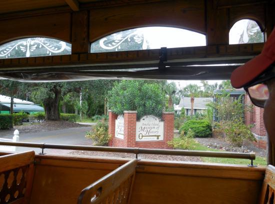 Amelia Island Trolleys: Amelia Island Museum of History