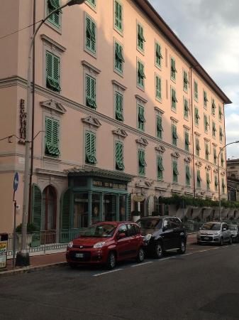 Hotel Ercolini & Savi: Hotel exterior
